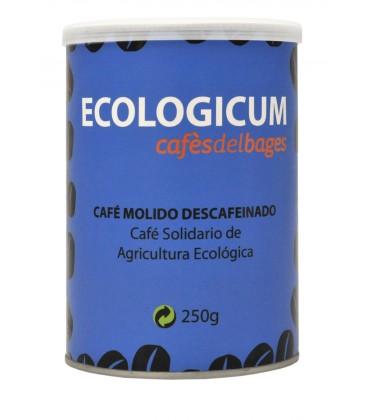 Café Ecológico Descafeinado 250g