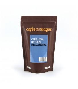 Cafè Descafeïnat 100% Natural