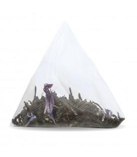 Te Earl Grey con flores (piramide 30u)