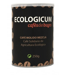 Cafè Ecològic Barreja 250g (molgut)