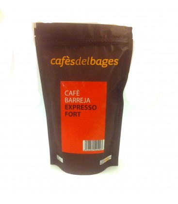 Cafè Barreja Expresso Fort 250g.