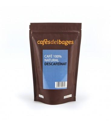 Café Descafeïnado 100% Natural