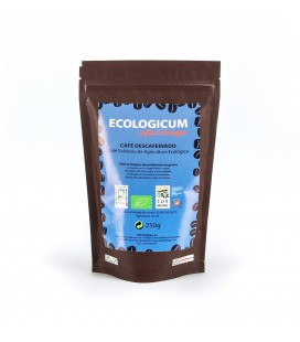 Cafè Ecològic Descafeïnat 250g (gra)