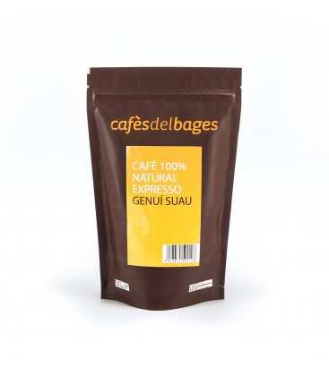 Cafè 100% Natural Expresso suau