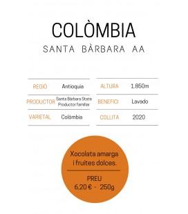 Colòmbia - Santa Barbara AA