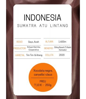 Indonesia - Atu Lintang