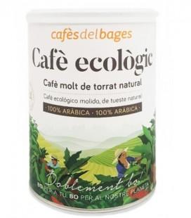 Cafè Ecològic Aràbica 250g (gra)